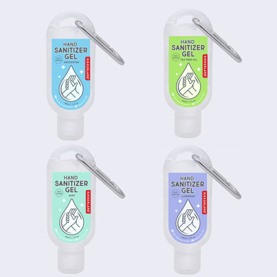 On the Go Hand Sanitizer (Assorted)