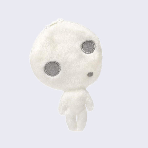 Princess Mononoke Kodama Plush Coin Purse