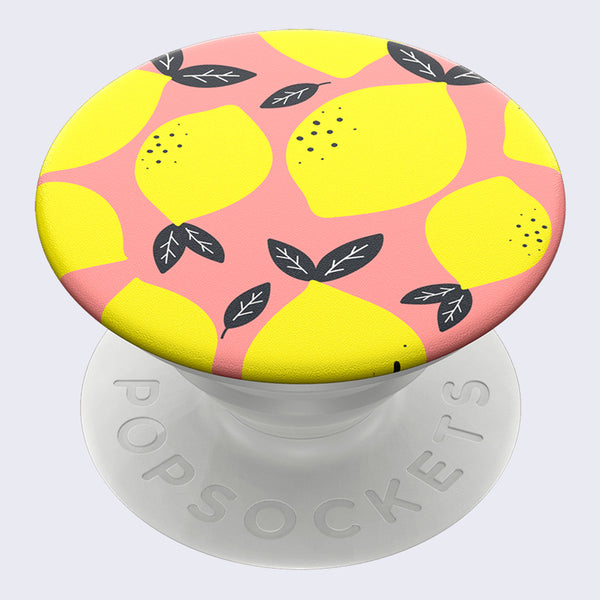 Popsockets - Lemon Drop - Phone Grip & Stand