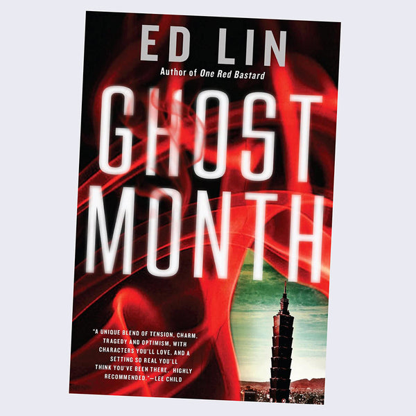 Ed Lin - Ghost Month Book