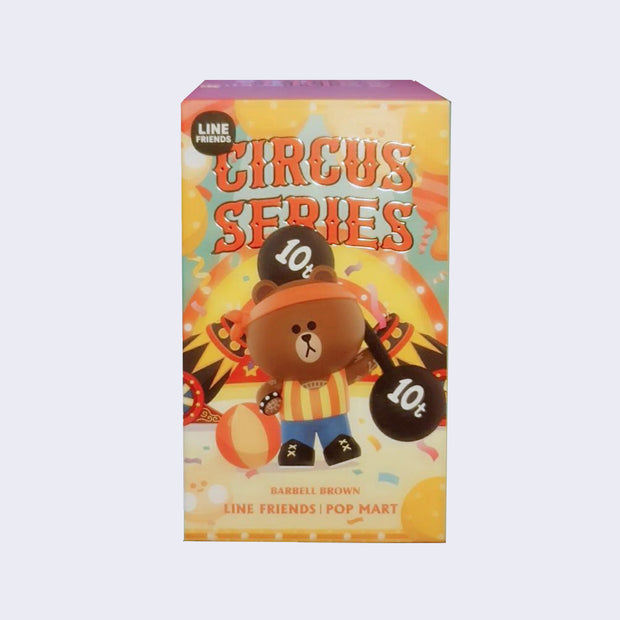 Line Friends x Pop Mart - Circus Blind Box