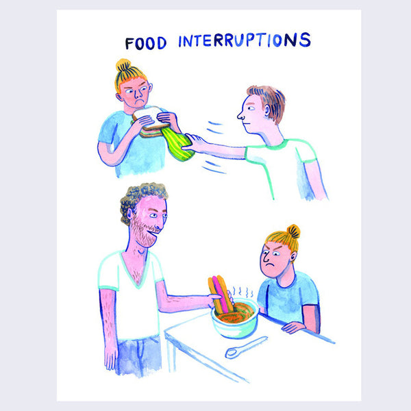 Lisa Hanawalt - Hot Dog Taste Test