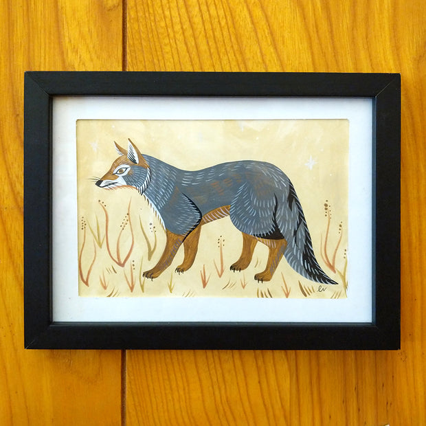 Cats vs Dogs Show - Lisa Vanin - Grey Fox