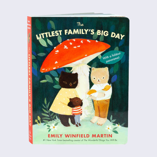 Emily Winfield Martin - The Littlest Family's Big Day Board Book