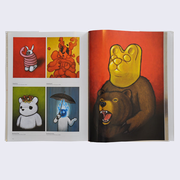 The Art of Luke Chueh: Bearing the Unbearable [Hardcover Book]