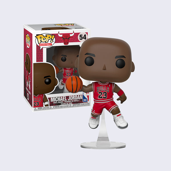 Funko - Michael Jordan Vinyl Pop! Figure