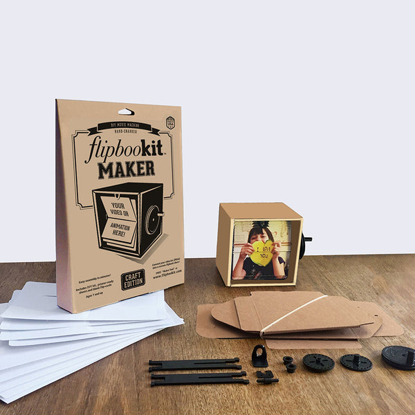 FlipBooKit Maker Kit