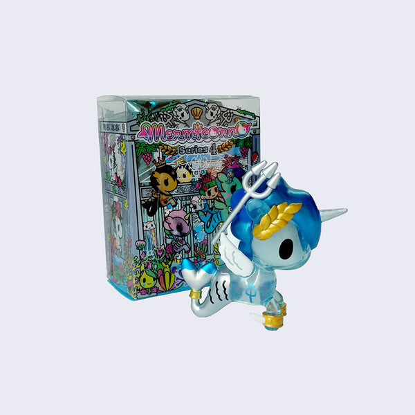 Tokidoki - Mermicorno Blind Box (Series 4)