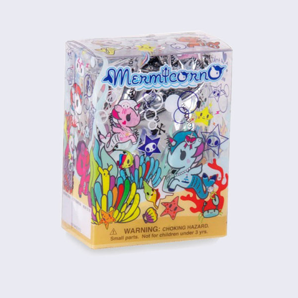 Tokidoki - Mermicorno Blind Box (Series 1)