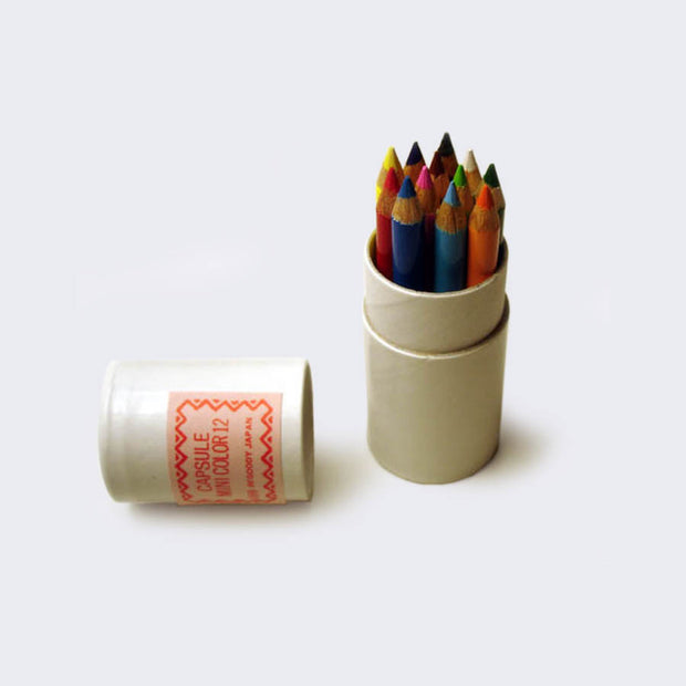 Mini Color Pencils Set