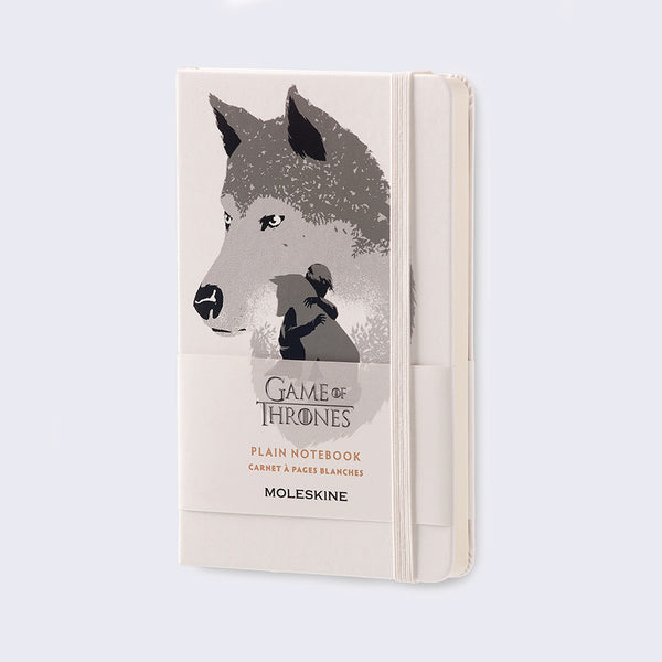 Moleskine - Game of Thrones - Blank Notebook (Small)