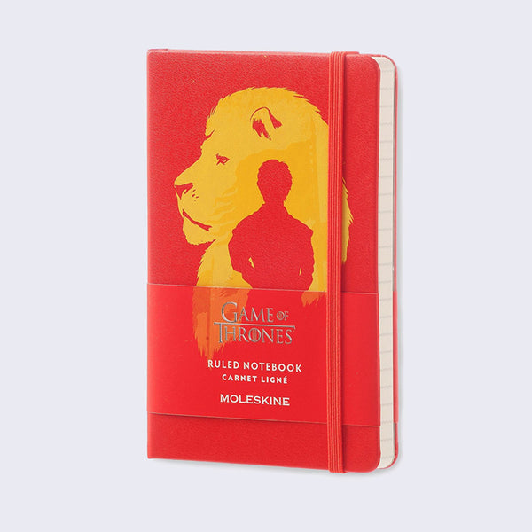 Moleskine - Game of Thrones - Ruled Notebook (Small)
