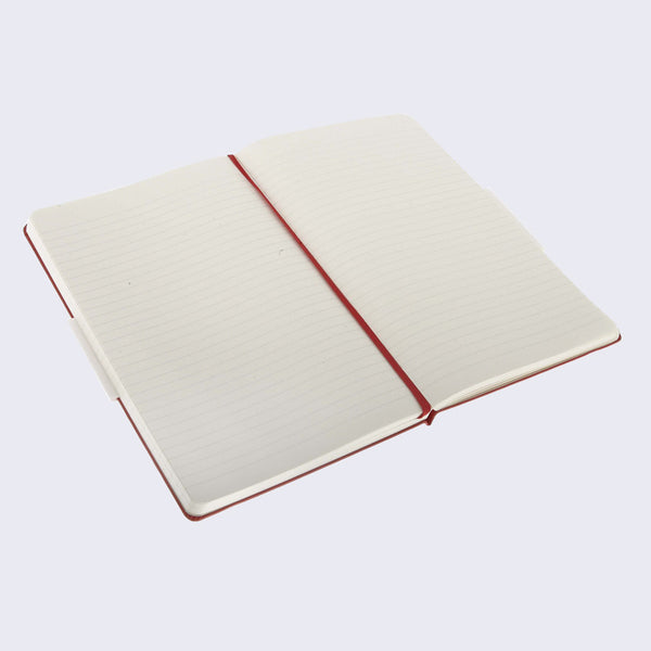 Moleskine - Large Ruled Notebook (Red)