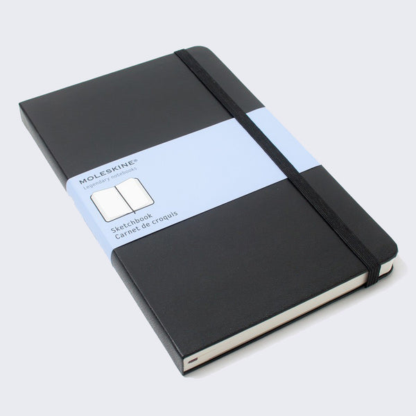 Moleskine Sketchbook (Large)