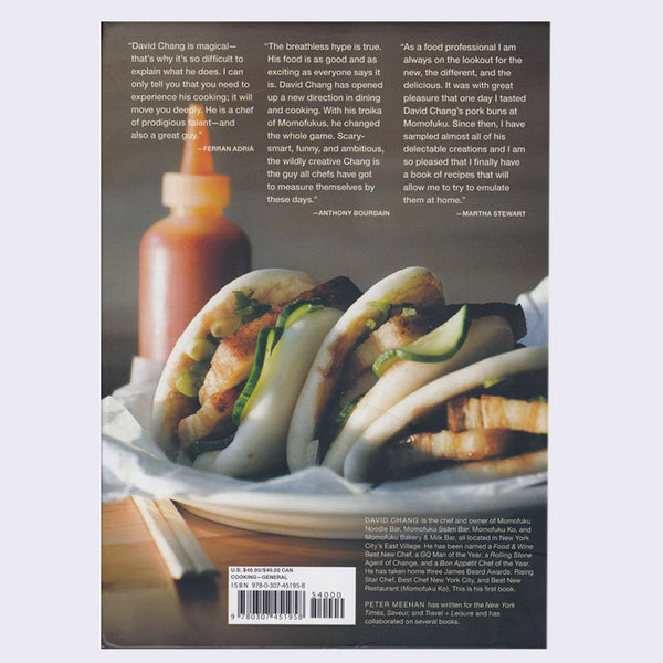 David Chang & Peter Meehan - Momofuku Cooking Book