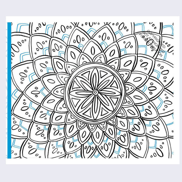 Molly Hatch - Moroccan Motifs Coloring Book