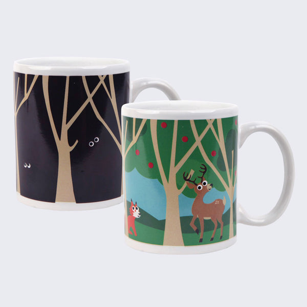 Morph Mug (Woodlands)