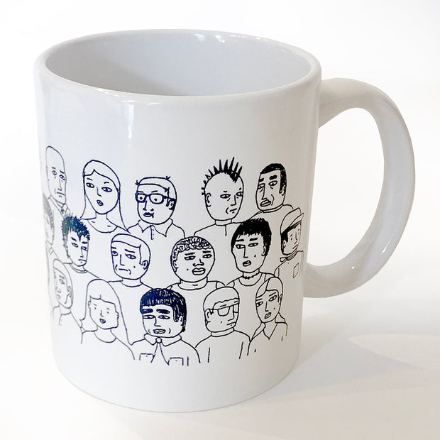 Giant Robot - Mugs on a Mug 2