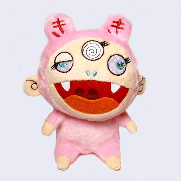 Takashi Murakami - Seated Kiki Plush