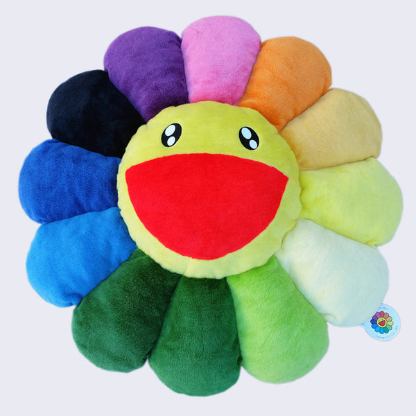 Takashi Murakami - Rainbow Large Flower Cushion (1 Meter)