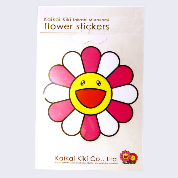 Takashi Murakami - Large Flower Sticker