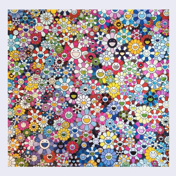 Takashi Murakami - Bouquet of Love