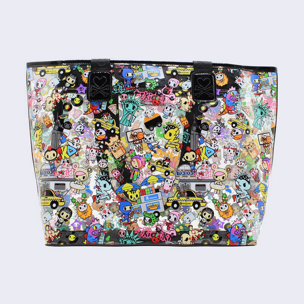 Tokidoki - NYC Collection Clear Tote Bag