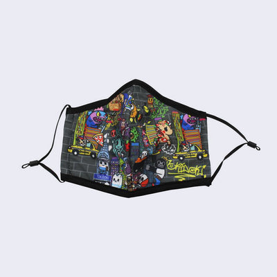 Tokidoki - NYC Collection Face Mask