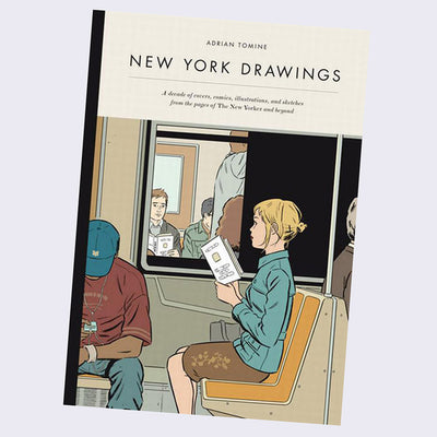 Adrian Tomine - New York Drawings