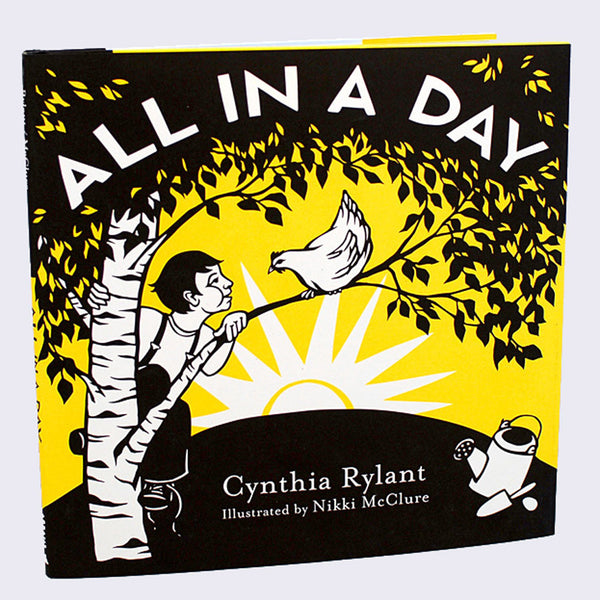 Cynthia Rylant & Nikki McClure (Illustrator) - All In A Day