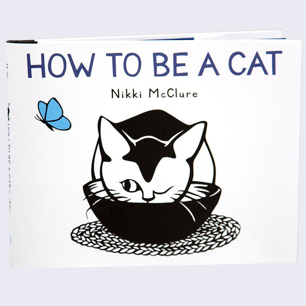 Nikki McClure - How To Be A Cat