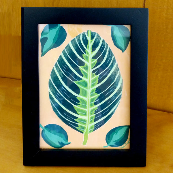"The Plant Show 2 - Nikki Longfish - ""Leaves"""