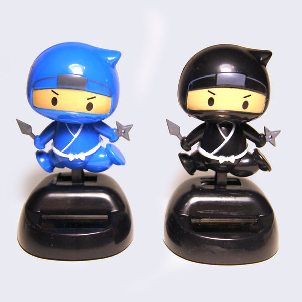 Ninjya - Ninja Solar Powered Dancing Figure