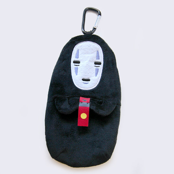 Spirited Away No Face Zipper Pouch