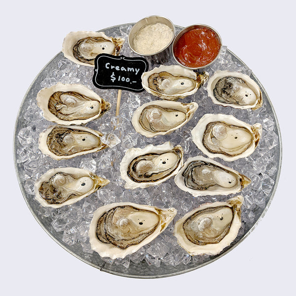 Sean Chao - Creamy Oyster (Assorted)
