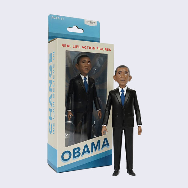 FCTRY - Barack Obama Action Figure
