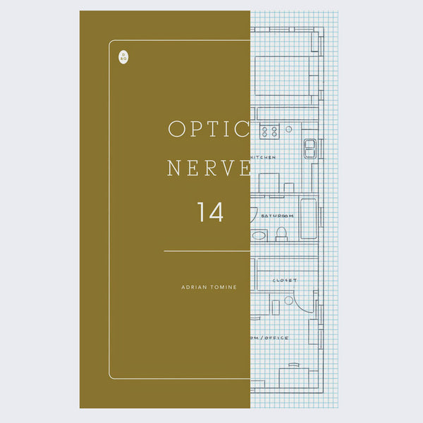 Adrian Tomine - Optic Nerve #14