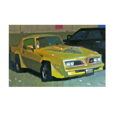Peter Chan - Yellow Car - #11