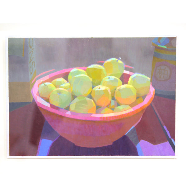 Peter Chan - Bowl of Fruit - #15