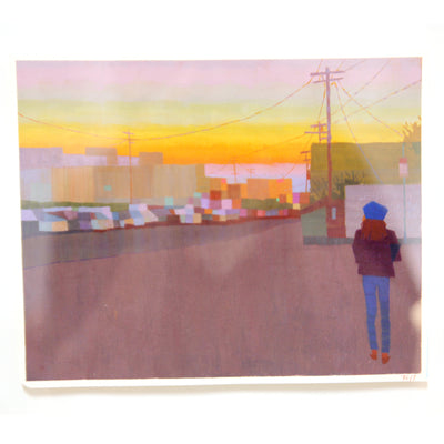 Peter Chan - Sunset - #39