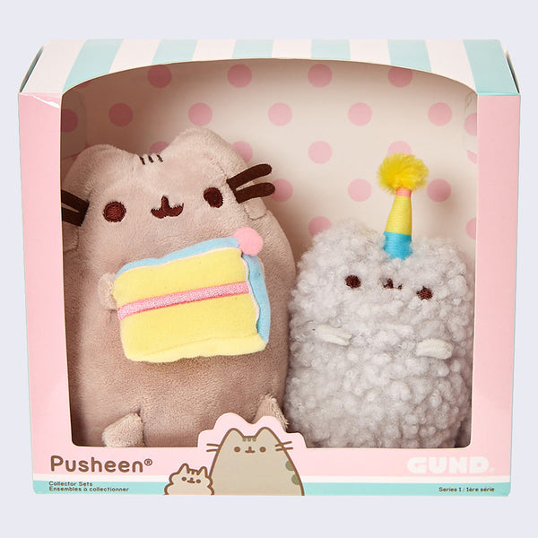 Pusheen and Stormy Birthday Collector Set