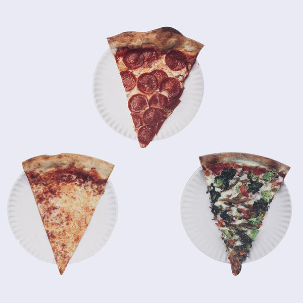 Pizza Coaster Set of 12
