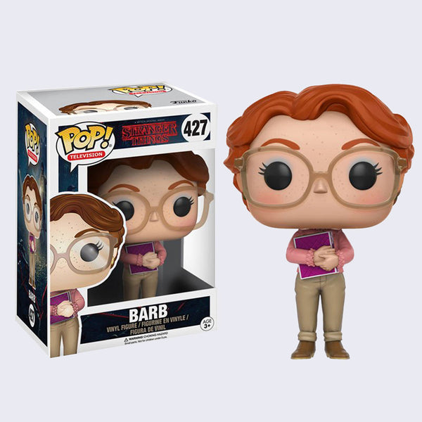 Funko - Stranger Things Pop! Vinyl Figure (Barb)