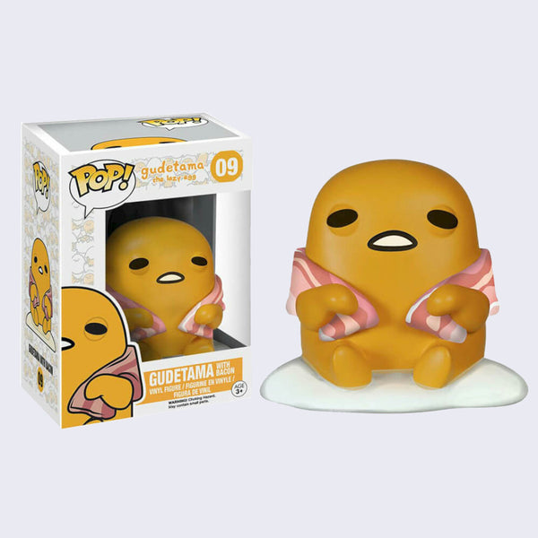 Gudetama Pop! Vinyl Figure (Bacon)