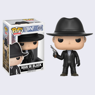 Funko - Westworld Pop! Vinyl Figure (Man in Black)