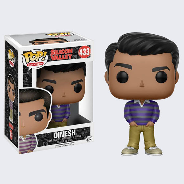 Silicon Valley Pop! Vinyl Figure (Dinesh)
