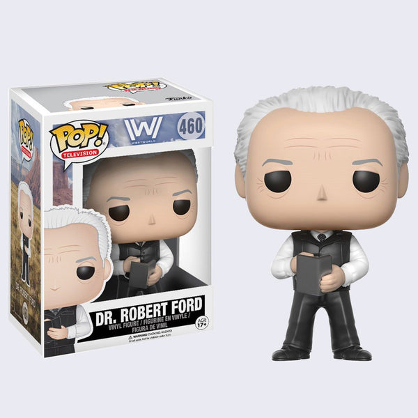 Funko - Westworld Pop! Vinyl Figure (Dr. Robert Ford)