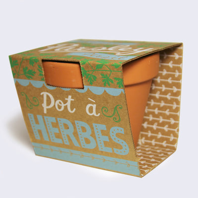 Pot a Herbes Herb Growing Kit