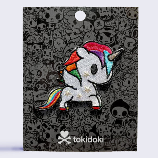 Tokidoki - Prisma Iron-on Patch