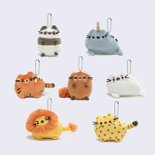 Pusheen - Surprise Plush Blind Box (Pusheenimals: Series 7)